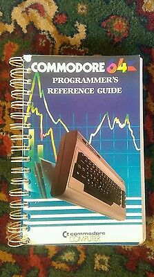 Commodore 64 Programmer's Reference Guide With Schematic Diagram - 1983