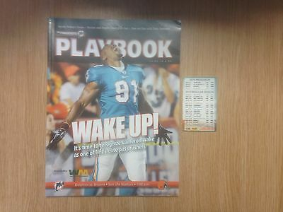 2010 Miami Dolphins v Cleveland Browns - NFL The Finsiders Playbook Vol 45 No 8