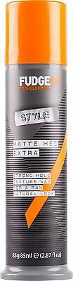 Fudge - Matte Hed Extra Strong Hold Wax 85g