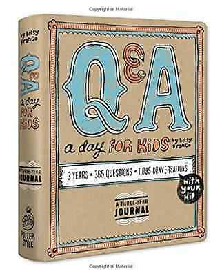 Betsy Franco-Q & A A Day For Kids  Ac New