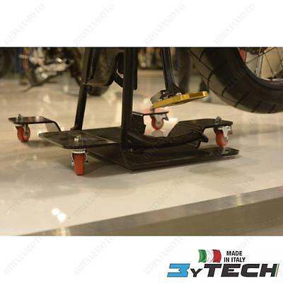 Carrello Accosta Moto 400Kg X Cavalletto Centrale Bmw Gs 1200 Adventure Lc