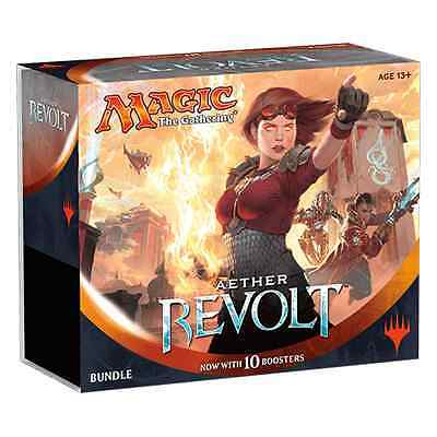 Wizards of the Coast Magic The Gathering Aether Revolt Bundle Box Free UK P&P