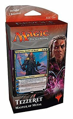 Wizards Magic The Gathering Aether Revolt Tezzeret Planeswalker Deck