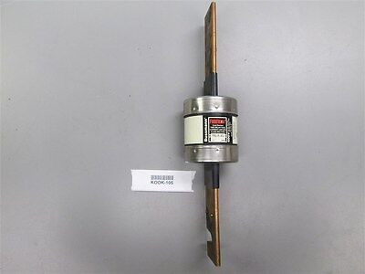 New Fusetron FRS-R-450 Fuse 450 amp 600 v New Old Stock Guaranteed