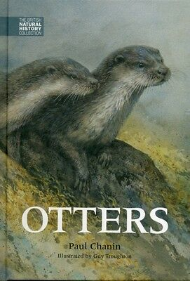 Otters (The British Natural History Collection) (Hardcover), Chan. 9781873580844