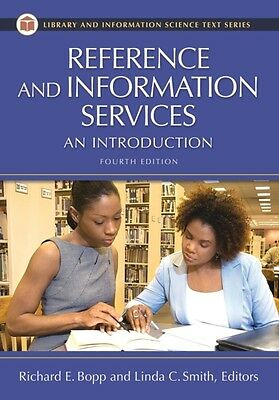 Reference and Information Services: An Introduction (Library and Information Sc.