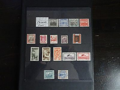 Selection of Germany Saar Mounted Mint Issues - Useful ?