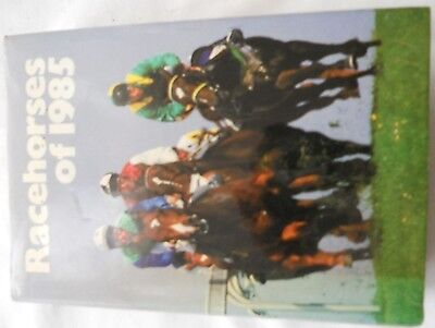 Racehorses of 1985 Hardcover, Timeform