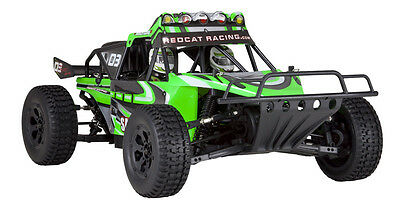 Redcat Racing Sandstorm Baja Dune Buggy 1/10 Scale Electric Offroad RC Car GREEN