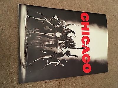 Chicago Musical Official Programme