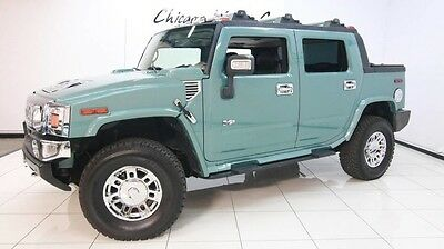 HUMMER H2  2007 Hummer H2 SUT Supercharged Magna Supercharger Kit Loaded Up Perfect WOW
