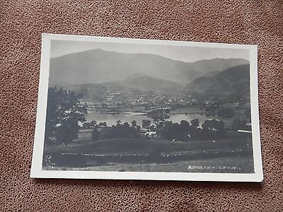 Early Postcard- View of Coniston -Lake District / Cumbria