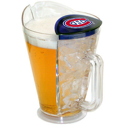 Montreal Canadiens NHL Ice Back Pitchers