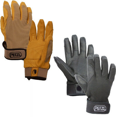 Petzl Cordex Lightweight Belay/Rappel Gloves With Neoprene Cuffs