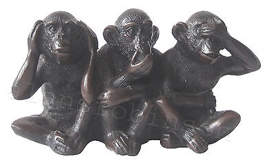 3 wise monkeys hear see speak no evil monkey 3 singes sages 3 scimmie saggie