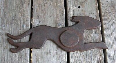 Shooting Target DOG Wall Hanging*Primitive Farmhouse Barn French Country Decor