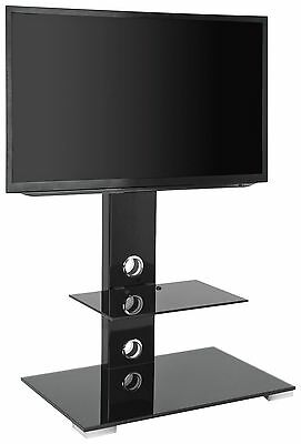 High Gloss 32 Inch to 55 Inch Combined TV Stand - Black:The Official Argos Store