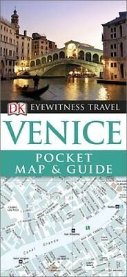 DK Eyewitness Pocket Map and Guide: Venice by DK Publishing 9780241207734