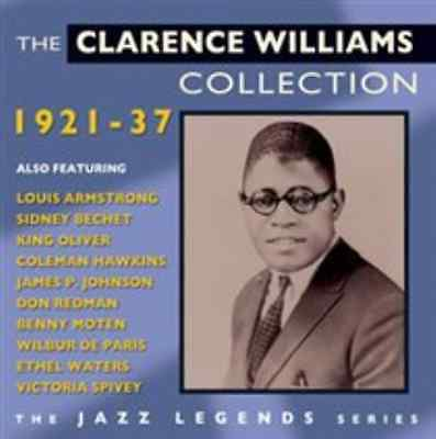 Clarence Williams-The Clarence Williams Collection  CD NEU