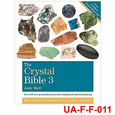 Crystal Bible Volume 3 Godsfield Bibles By Judy Hall 9781841814247 New