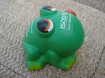New Large Anti-Stress Squeezable Stress Reliever Stress Ball Toy Frog Ornament