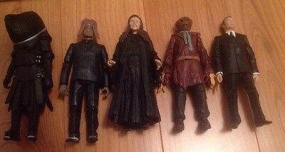 Doctor Who Action Figures Character Options