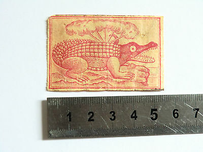 OLD MATCHBOX LABEL JAPAN A 22 See My Others Items Allumette Matches