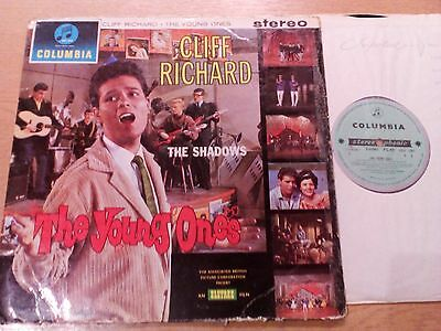 Cliff Richard & The Shadows - The Young Ones - UK 1962 STEREO Columbia LP