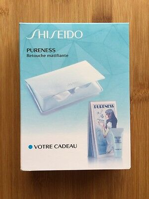 Shiseido Pureness Oil Control Blotting Paper 100 Sheets RRP £16 And 2 Free Gifts