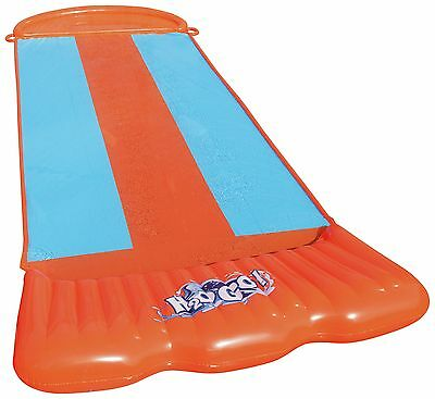 Bestway H2O-GO Triple Slider with Speed Ramp -From the Argos Shop on ebay