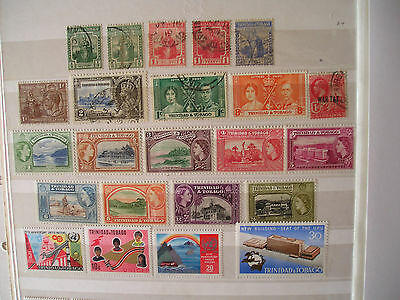 Trinidad/Tobago..Coll. Lot..MNH..M..Used..Most F/VF..Some Nice Series..High Cat.