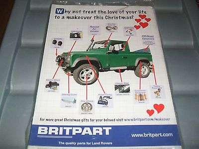 Unopened/sealed Land Rover Monthly, Lrm Magazine, Dec '08 (Discovery/wading/mod)