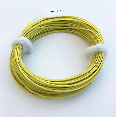 MDI Mill End Fly Lines Double Taper 3 Floating DT3F British Made Colour Bamboo