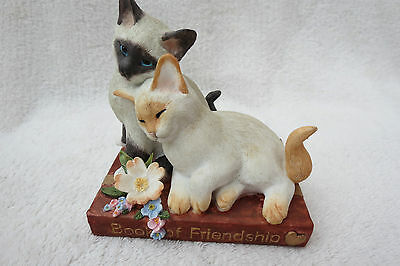Country Artists Kitten Tales Book Of Friendship Cat Ornament