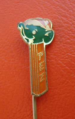 PIN Anstecknadel PEZ World Disney Mickey Mouse Pluto Bugs Bunny vintage SALE C