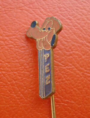 PIN Anstecknadel PEZ World Disney Mickey Mouse Pluto Bugs Bunny vintage SALE E