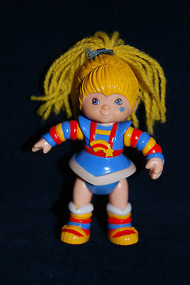 1980s Rainbow brite toy figure in good condition.