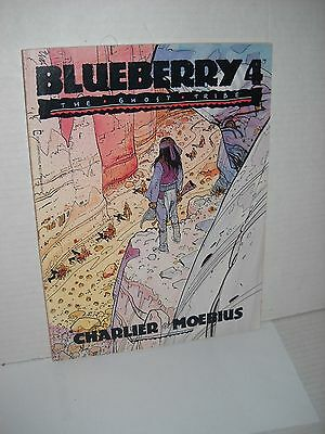 Moebius BLUEBERRY 4 Epic Comics GN The Ghost Tribe RARE English