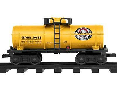 G Scale - Lionel 11526- Snoopy Railroad Tank Car- New-