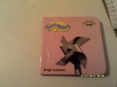 Teletubbies Mini Library Book