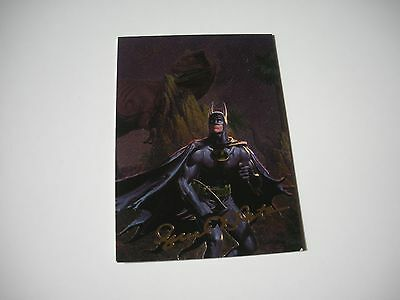 1996 Batman Master Series Fantasy Spectre Etch Chase(2 of 6) Cards DC Insert