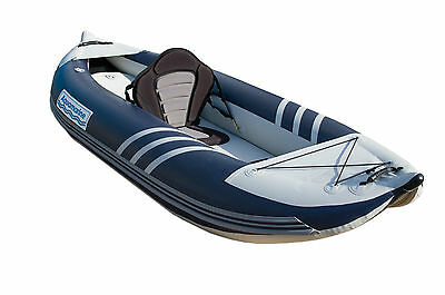 10 ft infltable kayak with self bailing  for whitewater kayaking EXPEDITION