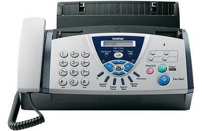 Brother FAXT106 PPTF Machine with Answering Machine -From the Argos Shop on ebay