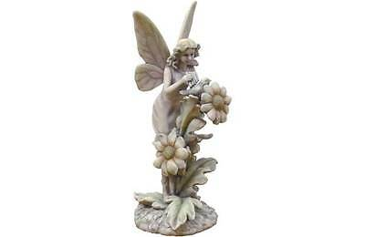 Fairy with Bird Garden Ornament. From the Official Argos Shop on ebay