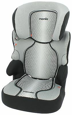 Nania Groups 2-3 Befix SP First Pop Black Booster Car Seat. From Argos on ebay
