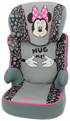 TT Disney Minnie Mouse Groups 2-3 Pink Booster Car Seat. From Argos on ebay