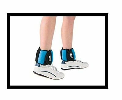 2Pair X  Pro Fitness Resistance Ankle Wrist Weights Running Exercise Fitness