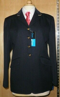 Just Toggs Ladies Messina Navy and Black Show Jacket