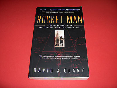 2003Buch Rocket Man Robert H Goddard And The Birth Of The Space Age Missile Nasa
