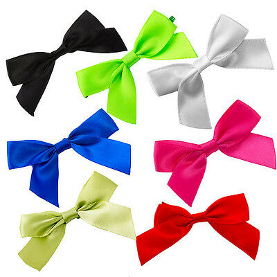 x100 Pack - Twist Tie Bows Cake Pops Decoration Bag Fasteners Sealing
